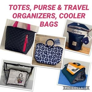 Handbags - Totes, Organizers, Travel